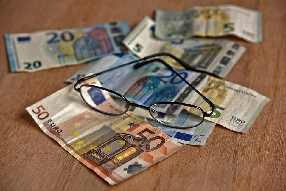 brýle a eura