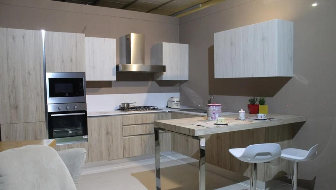 kuchyně mobilního domu
